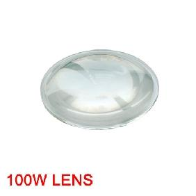 100W High Power LED Lens Reflector Collimator 5-120 degrees 100mm