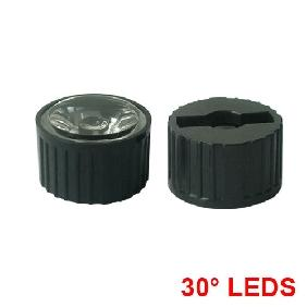 30 degrees Lens reflector collimator for Luxeon LED