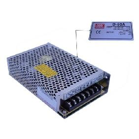 Regulated Switching DC Power Supply Output 5V/6A 12V/2A