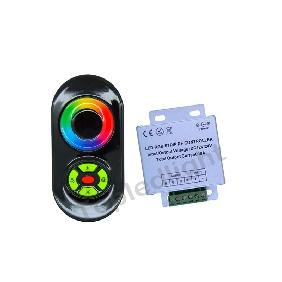 RF Wireless Controller Touch Touching Remote For 5050 RGB LE...