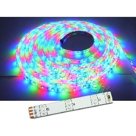 Red Green Blue Multi-Color Effect 3528SMD LED Light Strip 5M...