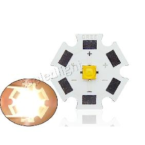 Cree XTE High Power Warm White LED Light 20mm 463LM