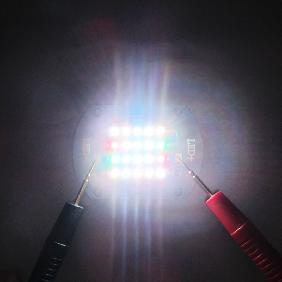 60W Cree XP-E Red Green Blue Warm White Full Spectrum LED DC 29-30V 700-2000mA