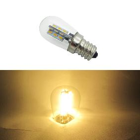 2W 2Watt Cool White/Warm White 3014 SMD LED Fridge Freezer Light Bulb Lamp E12