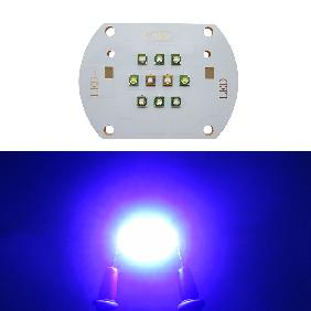 30W 30 Watt Cree SemiLEDs UV 420nm Royal Blue 450nm White 6000K LED Light Matrix