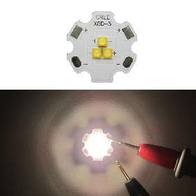 9W Cree XB-D XBD Cool White 6000K/Neutral White 4000K/Warm White 3000K 3 Chip LED 20mm PCBs