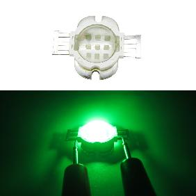 10W Epileds 45mil Green High Power LED DC 9-11V 1A Viewing A...