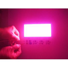 150W Pink 400-840nm Full Spectrum LED Plant Grow Light Drive...