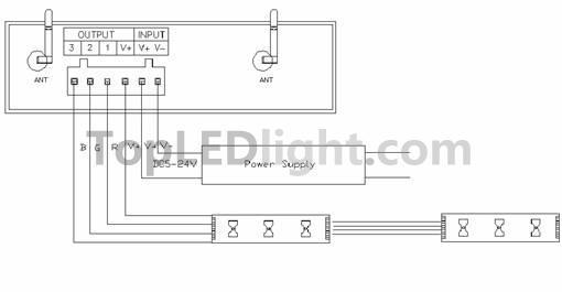 WF400-LED-WIFI-Controller